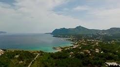 Mallorca live drone dji (Alcudia)