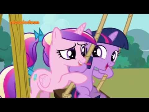 My LIttle Pony: Friendship is Magic - Sunshine Sunshine Ladybugs Awake - Greek