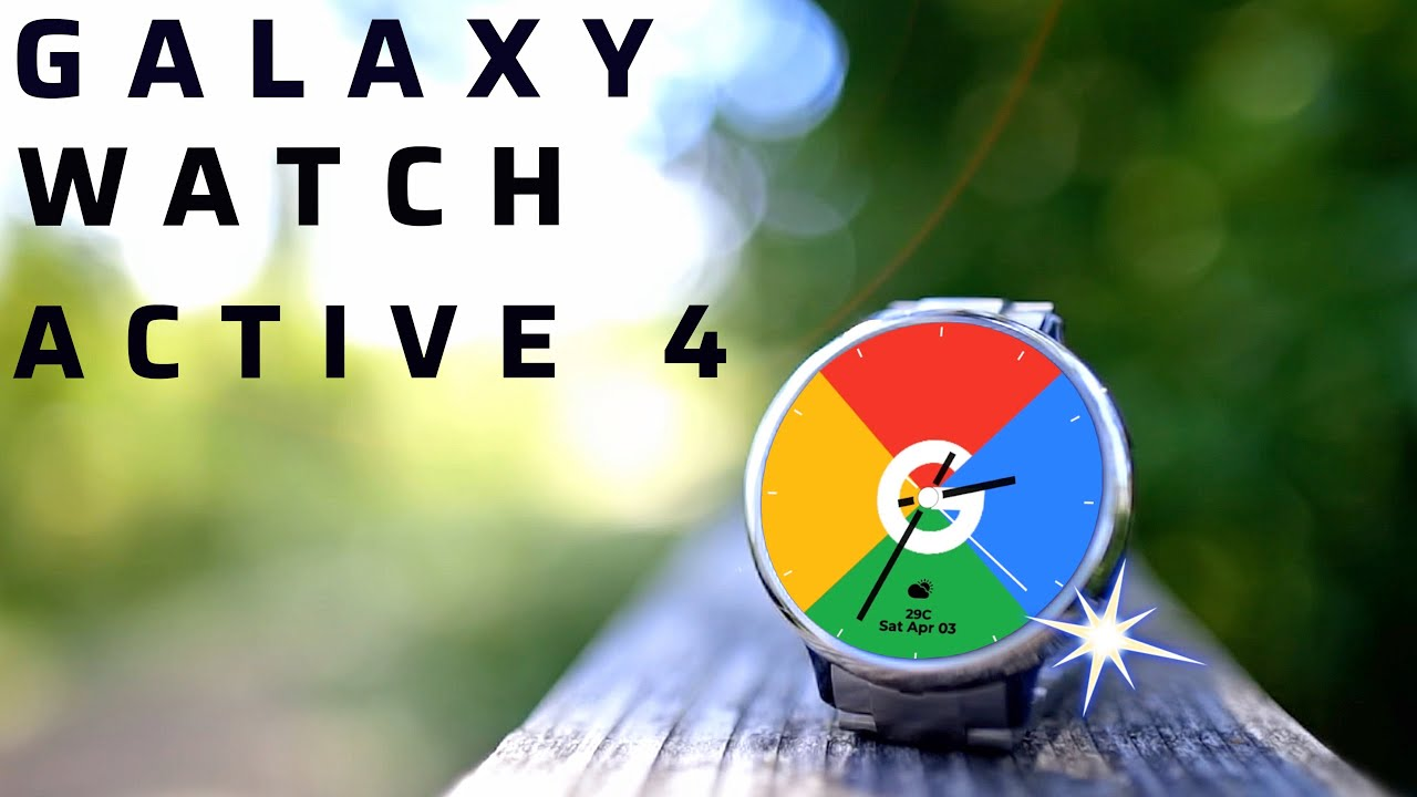 Galaxy Watch Active 4 / WEAR OS / Is it worth upgrading?