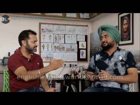 ELW Interview with Sikandar artist by Amandeep Singh