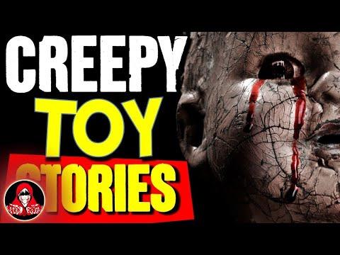 5 True CREEPY Toy Stories - Darkness Prevails