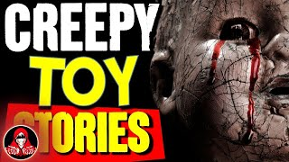 5 True CREEPY Toy Stories - Darkness Prevails