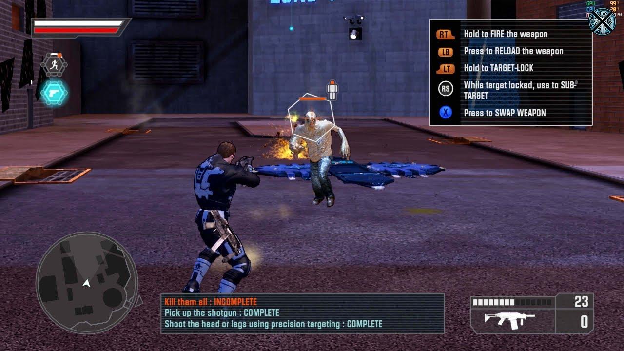 Crackdown 2 pc emulator