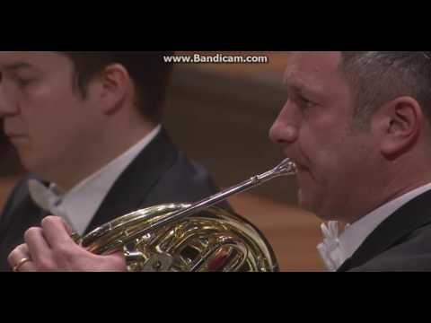 Horn Solo's Tchaikowskij 5nd Symphony - The poet Stefan Dohr - Berlin 2017
