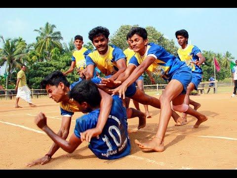 Kabaddi CBSE Kerala State Championship Boys  Final 2016 Cluster 10