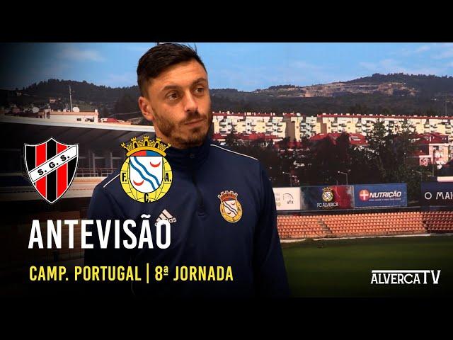 SG Sacavenense vs FC Alverca - Antevisão