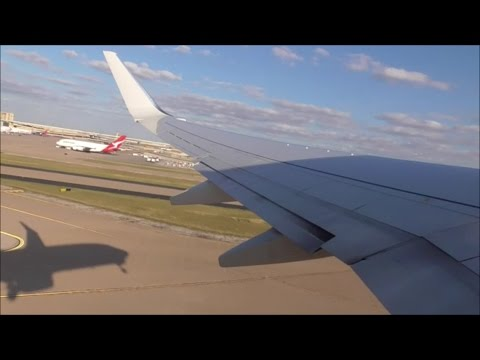 American Airlines Boeing 737-823 | Dallas Fort Worth to Vancouver *Full Flight*