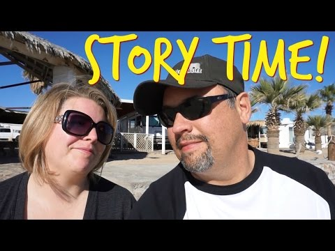 Mexico Travel Stories ~ His wild years!
