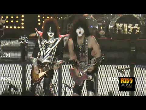 Kiss - Concierto En Argentina 2012