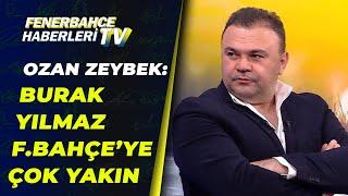 Ozan Zeybek:\