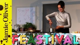 Gizzi Erskine Live On Stage @ Feastival 2015