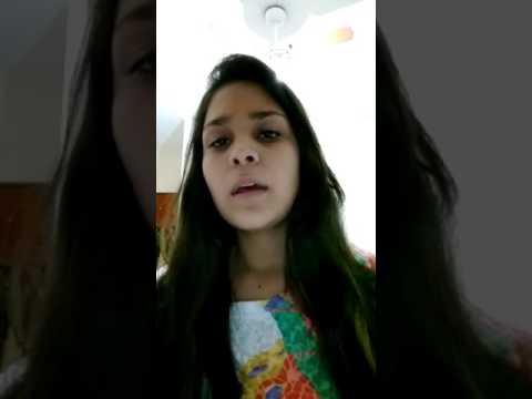 Giovanna cantando trem bala