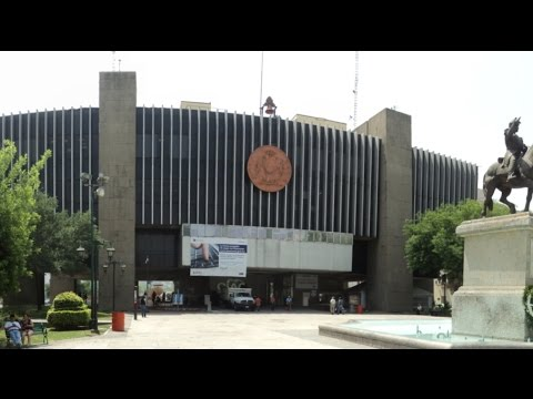Presidencia Municipal, Monterrey NL