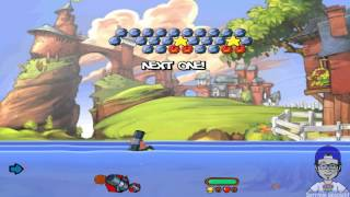 (PCSX2) Worms Blast Gameplay #1: Tutorial
