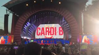 She Bad - Cardi B (Live at Global Citizen Festival NYC 2018)