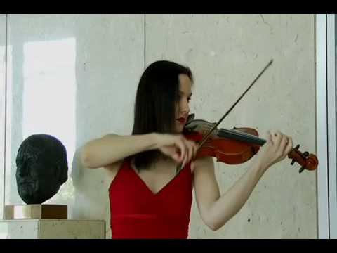 Violinist Meets Campus -- The Red Violin Caprices