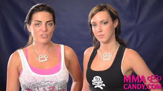 Rear Choke to Arm Bar - MMA Candy