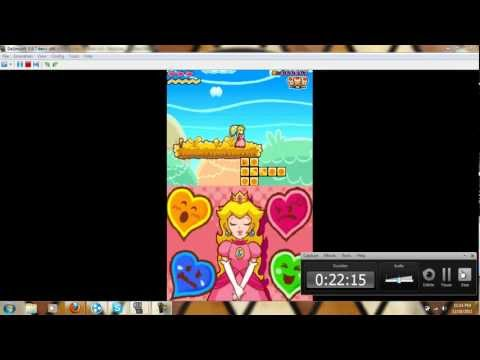 Super Princess Peach Part 2: Burn zee bridge