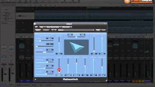 Logic Mixing Tutorial - Reverb Parameters - PlatinumVerb