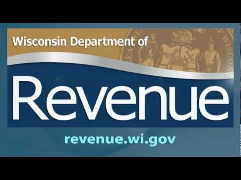 Wisconsin Department Of Revenue