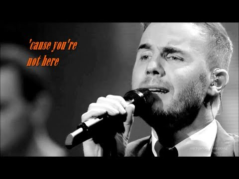Gary Barlow - Forever Autumn ( live 2013 )( lyrics )[new version]