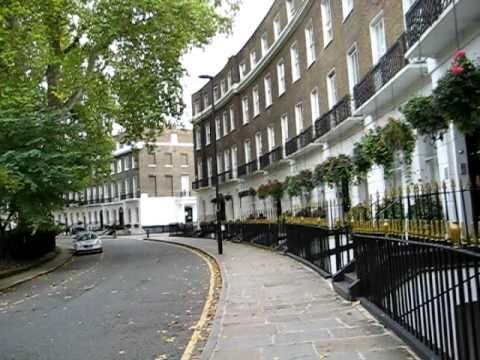 Here we are in Bloomsbury, London