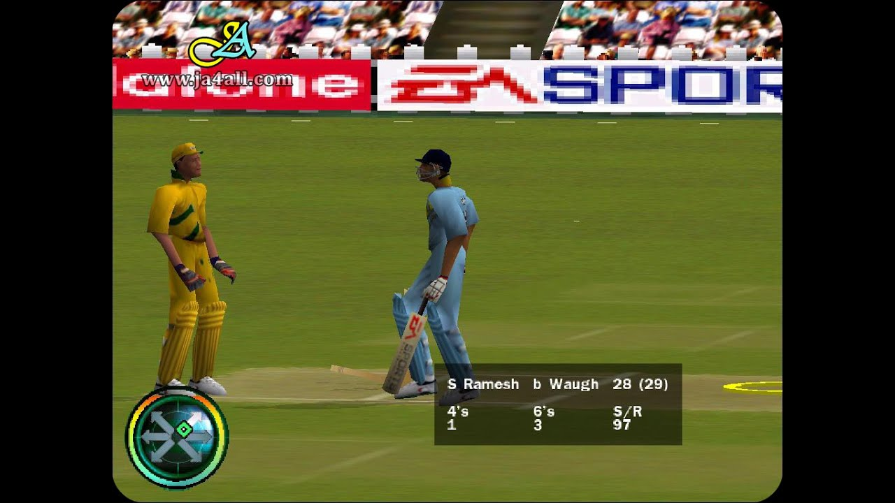 Ea cricket 2000 game free download full version for pc.