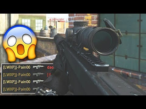 Repeat the BEST 3 ROUND BURST DLC WEAPON is BACK! (Black Ops