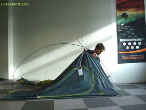 & How to Pitch The North Face Mica 12 Ultralight Tent - YouTube