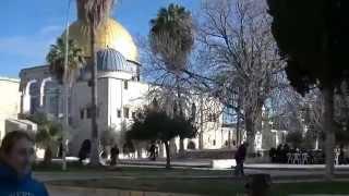エルサレム「神殿の丘」(Temple Mount@Jerusalem)