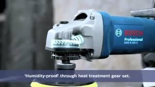 Bosch Angle Grinder - GWS 6-100 S Professional
