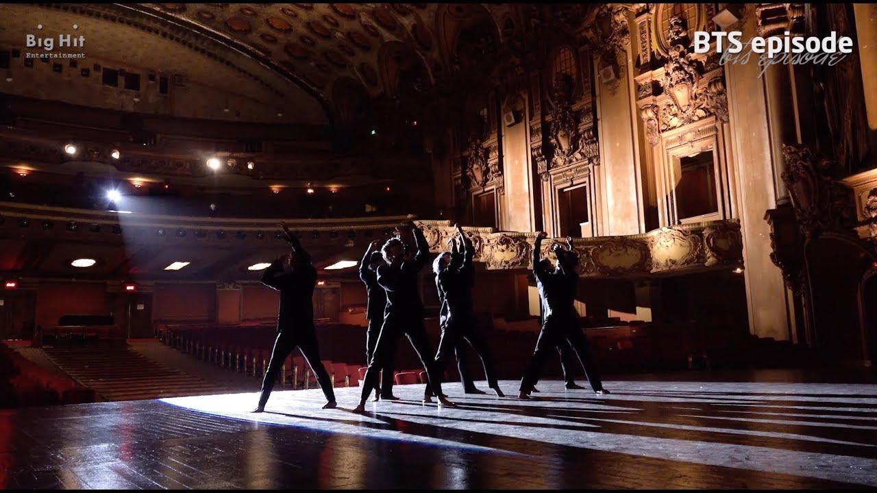 Download [EPISODE] BTS (방탄소년단) 'Black Swan' MV Shooting Sketch