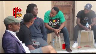 FRIENDS AND FAMILY MOURN LATE RAS KIMONO (Nigerian Entertainment News)