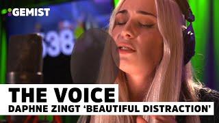 Daphne van Ditshuizen - Beautiful Distraction | The Voice Of Holland 2020