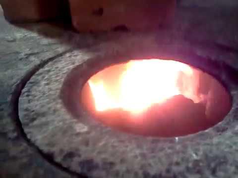 Отопление дома Бесплатно!!! Кирпичная печь на отработке