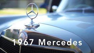 1967 Mercedes W110 200 • Short Car Film