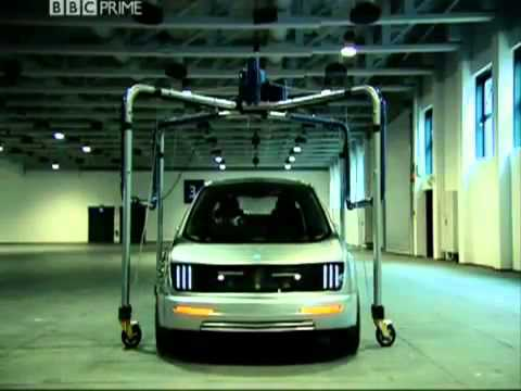 Top Gear - General Motors Hy-Wire