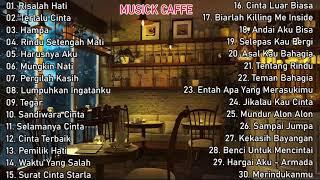 LAGU CAFE AKUSTIK INDO TERBARU || Lagu Enak Didengar Saat Santai dan Kerja 2021