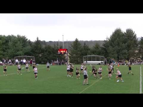 2015 Saucon Valley HS Lacrosse vs Freedom - First Half