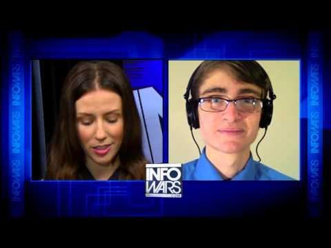 Andrew Demeter on InfoWars Nightly News w/ Lee Ann McAdoo (03.03.14)