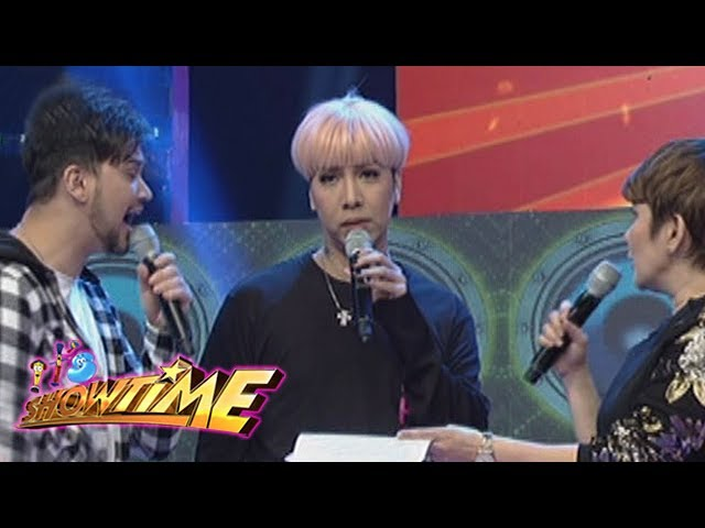 "It's Showtime: Vice Ganda: ""I own James Reid"""