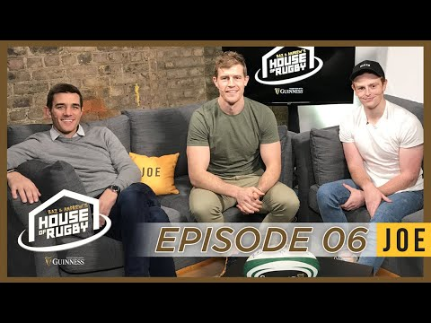 Ireland rock All Blacks, unreal Peter O'Mahony and USA preview - Baz & Andrew's House of Rugby Ep6