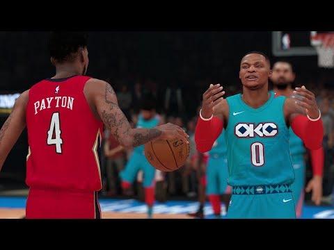 NBA Today 1/24/2019 New Orleans Pelicans vs OKC Thunder | NBA 18-19 Thunder vs Pelicans Full Game
