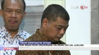 Tokoh Kristiani Temui Presiden Jokowi