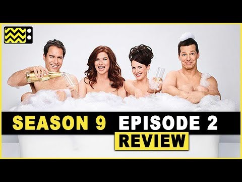 Will & Grace Season 9 Episode 2 Review & AfterShow | AfterBuzz TV