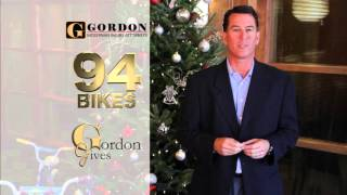 312 FREE Bicycles - Baton Rouge | Lafayette | Shreveport 2015 - Gordon Gives