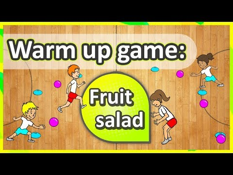 Fruit Salad Game