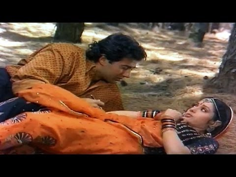 Saara Saara Din Tum Kaam Karoge Full Song | Nigahen | Sridevi, Sunny Deol