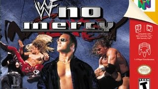 WWF No Mercy N64 720P HD Playthrough