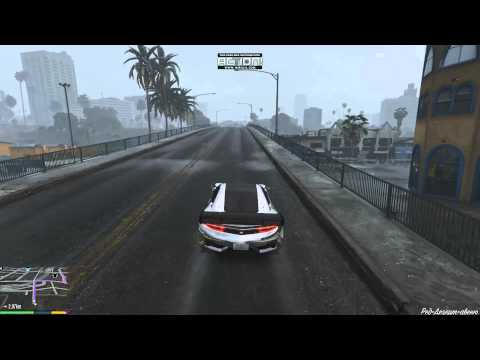 GTA 5 PC GamePlay AMD Radeon R9 200 Series 3GB 384bt